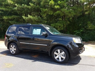 Used 2013 Honda Pilot Touring With Navigation/Rear Entertainment System FWD  For Sale In Huntsville