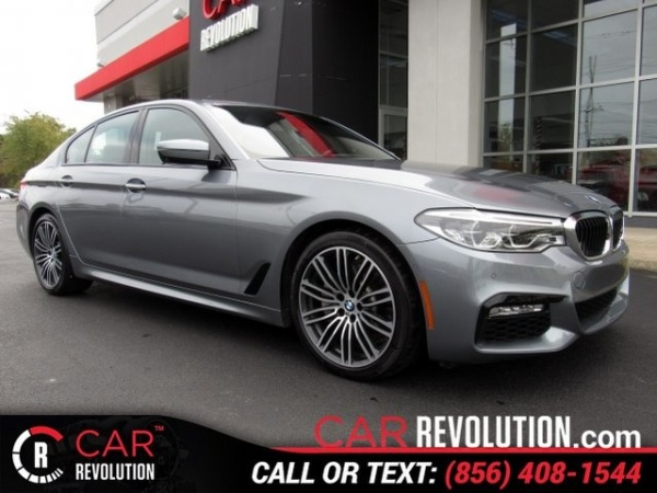 2017 BMW 5 Series in Maple Shade, NJ