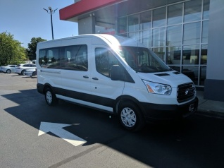 Used 2019 Ford Transit Passenger Wagons for Sale | TrueCar