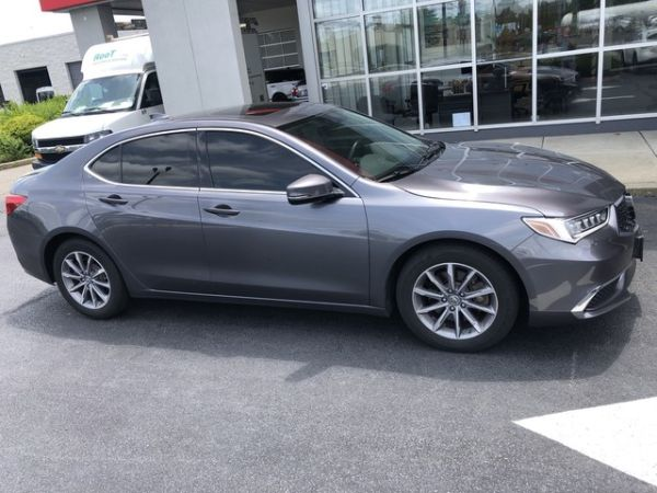 2018 Acura TLX 2.4L FWD with Technology …