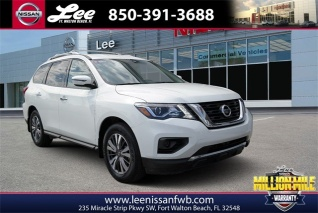 Used 2017 Nissan Pathfinder S FWD For Sale In Fort Walton Beach, FL