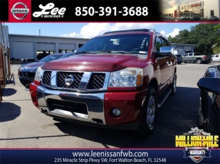 Marvelous Used 2005 Nissan Armada LE 4WD For Sale In Fort Walton Beach, FL