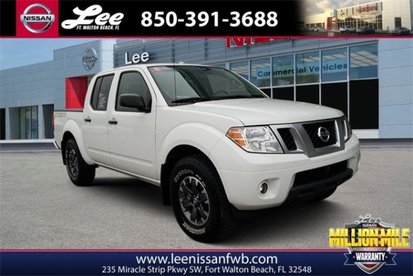 2017 Nissan Frontier Desert Runner Crew Cab 2wd Auto For Sale In