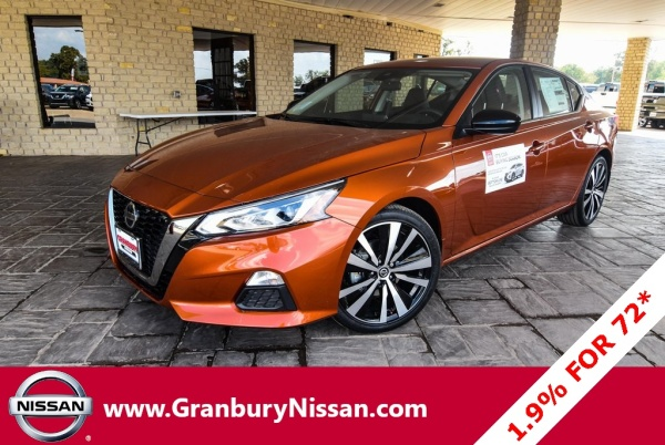 2020 Nissan Altima in Granbury, TX