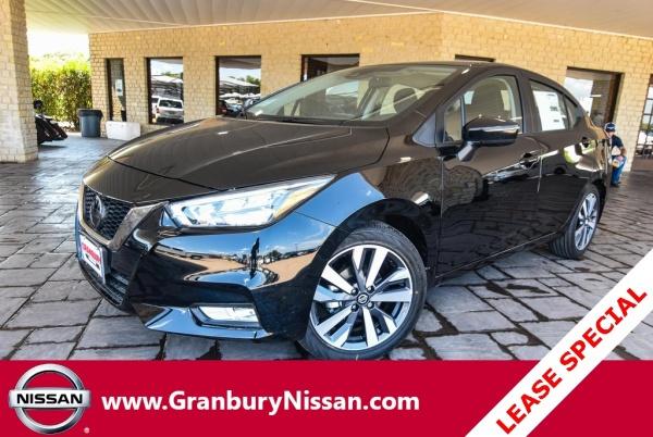 2020 Nissan Versa in Granbury, TX