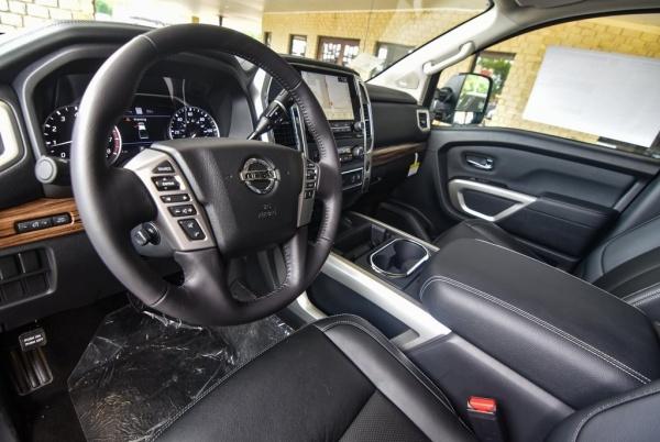 2020 Nissan Titan in Granbury, TX