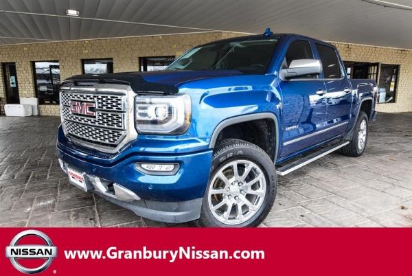 2016 GMC Sierra 1500 in Granbury, TX