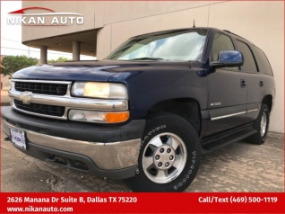 Used Chevrolet Tahoes for Sale in Dallas, TX | TrueCar on