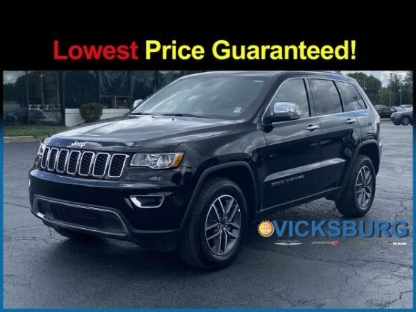 2020 Jeep Grand Cherokee in Vicksburg, MI