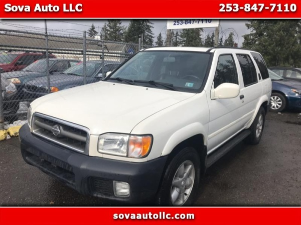 2001 Nissan Pathfinder Reviews, Ratings, Prices - Consumer