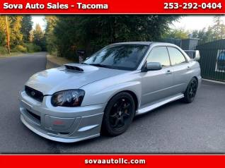 2004 subaru impreza wrx sti with gold wheels sedan 2 5 for sale in tacoma wa truecar 2004 subaru impreza wrx sti with gold wheels sedan 2 5