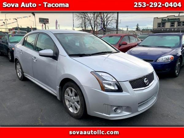 2011 Nissan Sentra in Tacoma, WA