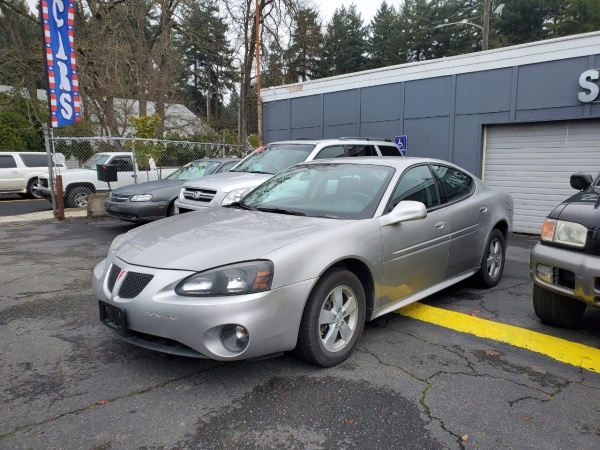 2008 Pontiac Grand Prix in Tacoma, WA