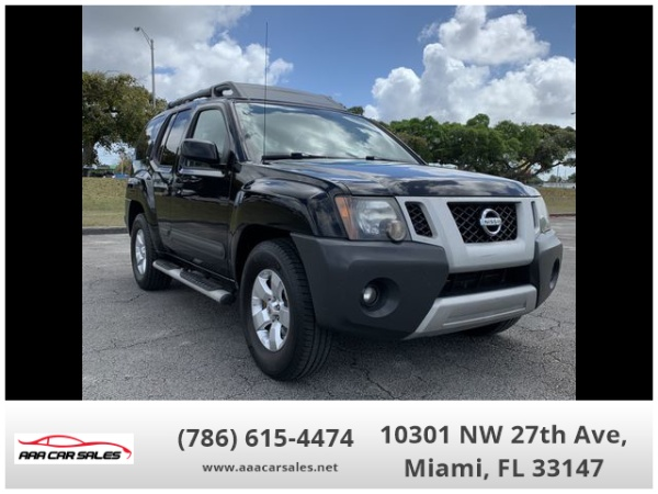 2012 Nissan Xterra in Miami, FL