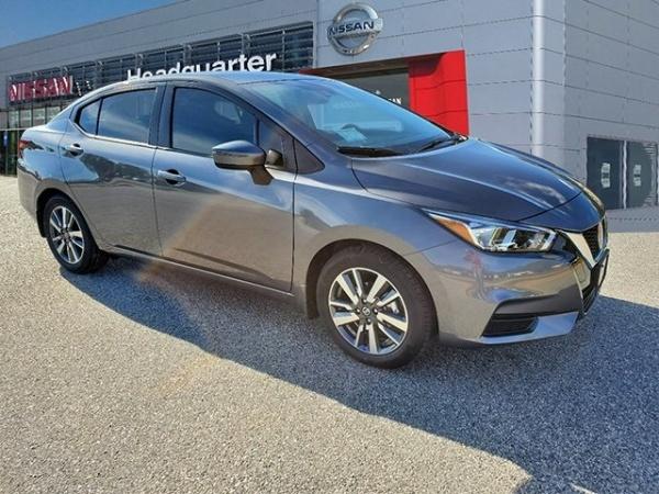 2020 Nissan Versa in Columbus, GA