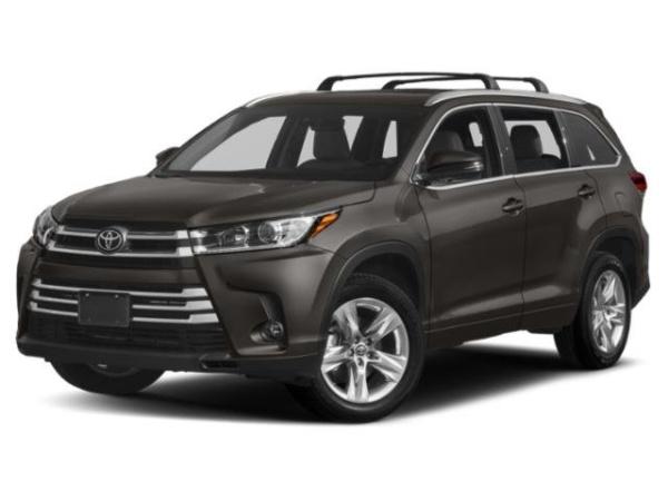 2019 Toyota Highlander Limited Platinum
