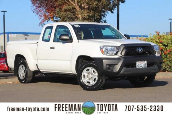 2015 Toyota Tacoma in Santa Rosa, CA