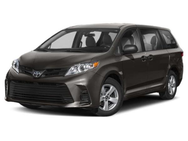 2020 Toyota Sienna In Santa Rosa Ca