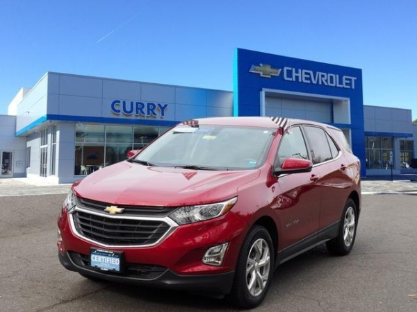2018 Chevrolet Equinox in Scarsdale, NY