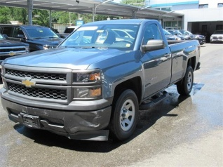 Used 2014 Chevrolet Silverado 1500 Work Truck With 2WT Regular Cab Long Box  2WD For Sale