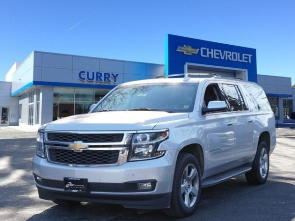 2016 Chevrolet Suburban in Scarsdale, NY