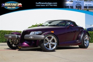 1999 Plymouth Prowler 2dr Roadster For In Lewisville Tx