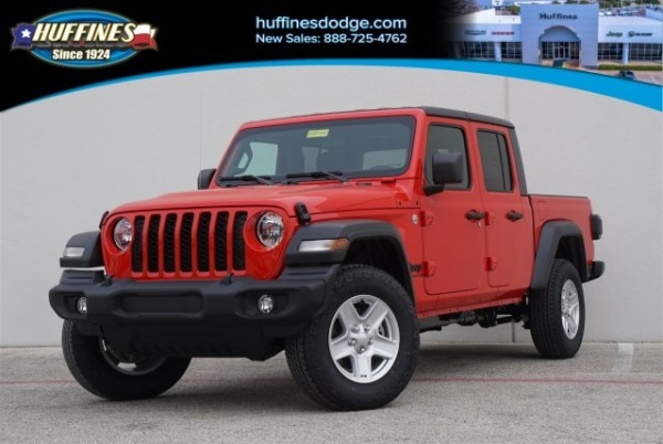 2020 Jeep Gladiator in Lewisville, TX