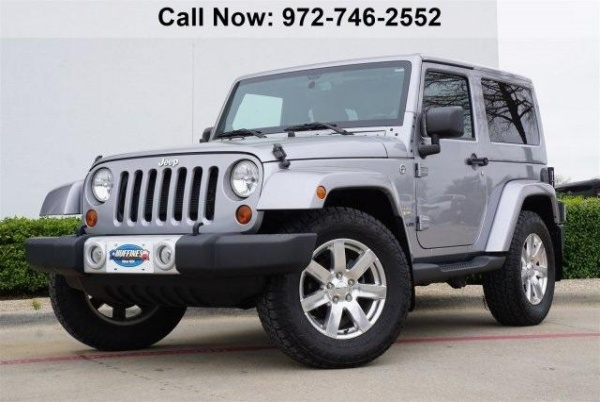 2013 Jeep Wrangler in Lewisville, TX