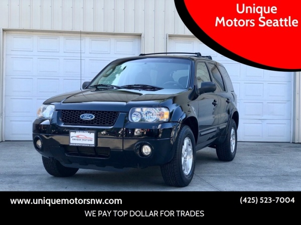 2006 Ford Escape Reviews, Ratings, Prices - Consumer Reports