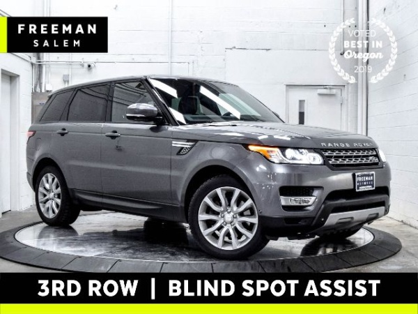 2014 Land Rover Range Rover Sport in Salem, OR