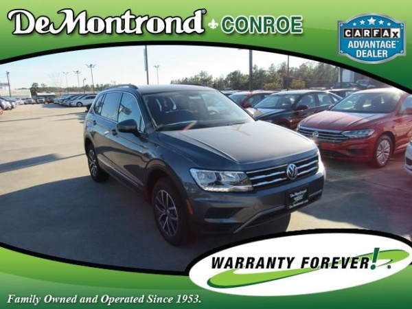 2020 Volkswagen Tiguan in Conroe, TX