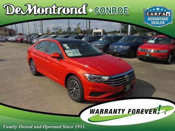 2019 Volkswagen Jetta SE Automatic For Sale in Conroe, TX