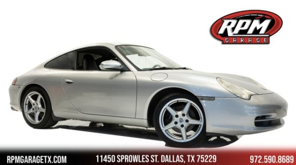 2003 Porsche 911 in Dallas, TX