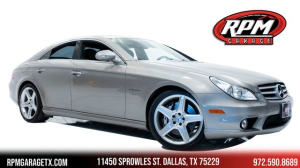 Used Mercedes-Benz CLS-Class CLS 63 Amg for Sale: 83 Cars