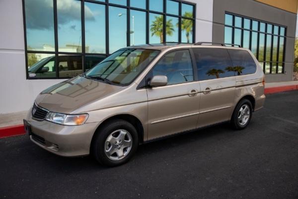 2000 Honda Odyssey in Las Vegas, NV