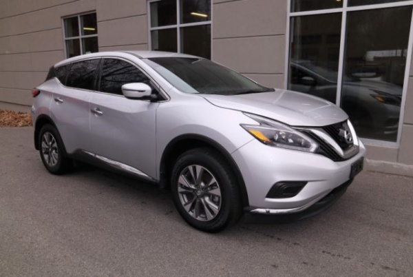 2018 Nissan Murano in Norwood, MA
