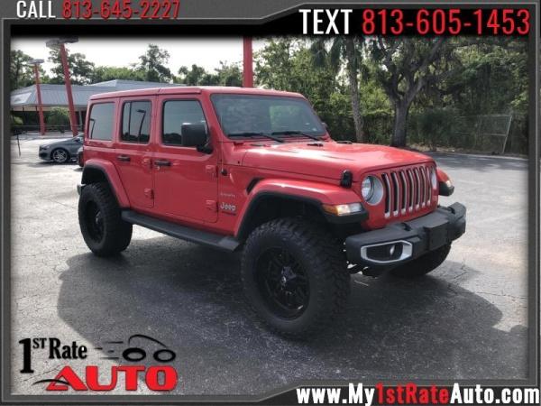 2019 Jeep Wrangler in Apollo Beach, FL
