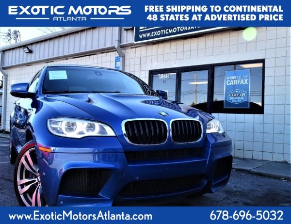 2014 BMW X6 M in Gainesville, GA