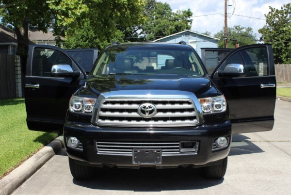 2008 Toyota Sequoia in Houston, TX