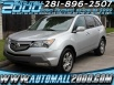 2007 Acura MDX with Entertainment/Technology Package for Sale in Houston, TX