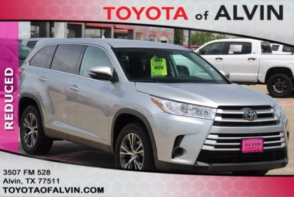 2019 Toyota Highlander in Alvin, TX