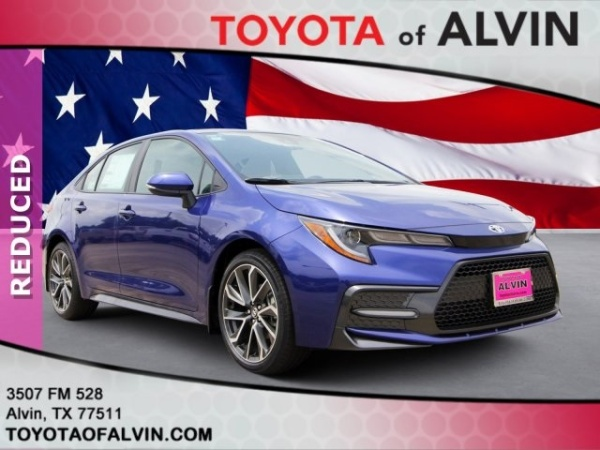 2020 Toyota Corolla in Alvin, TX
