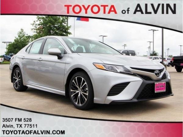 Toyota Of Alvin >> 2019 Toyota Camry Se Automatic For Sale In Alvin Tx Truecar