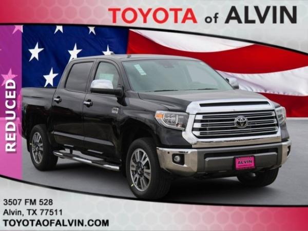 2020 Toyota Tundra in Alvin, TX