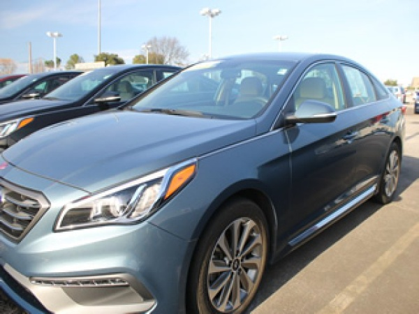 2017 Hyundai Sonata in Greenville, SC