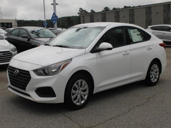 2018 Hyundai Accent in Greenville, SC