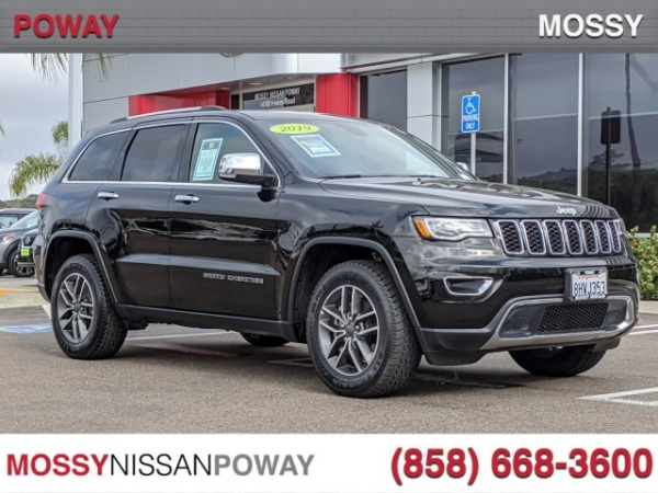 2019 Jeep Grand Cherokee in Poway, CA