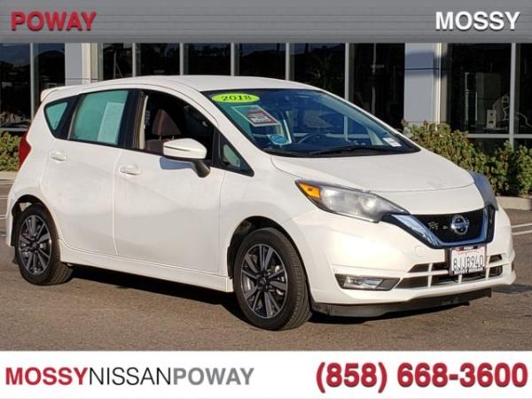 2018 Nissan Versa in Poway, CA