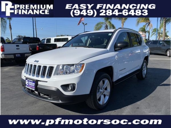 2012 Jeep Compass in Stanton, CA