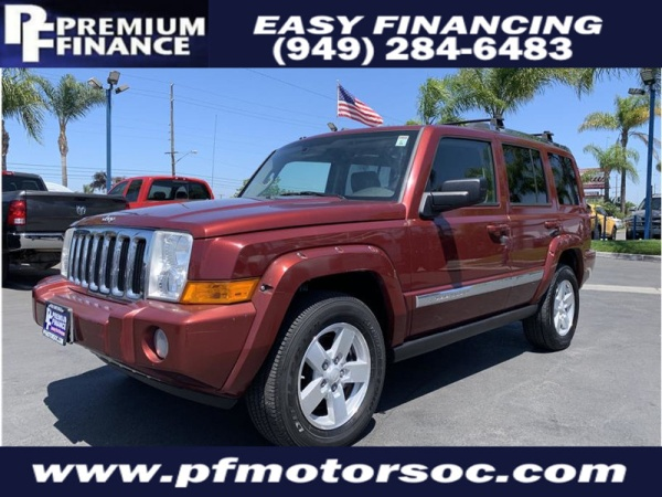 2008 Jeep Commander
